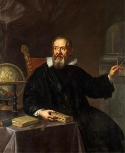Italiaanse natuurkundige Galileo