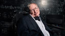 Stephen William Hawking beeld