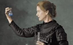 Marie Skłodowska Curie beeld