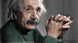 Fysicus Albert Einstein beeld